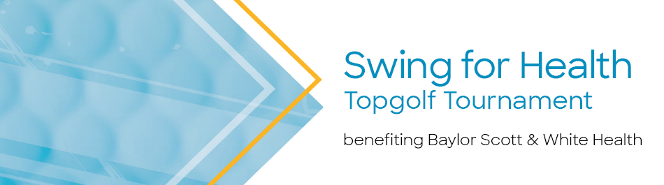 Swing for Health Topgolf Tournament